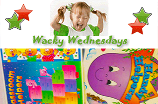 Wacky Wednesdays!